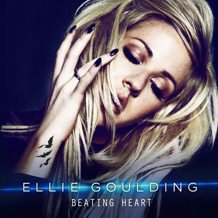 EllieGoulding-BeatingHeart