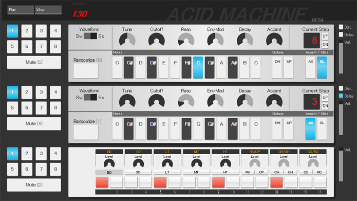 AcidMachine