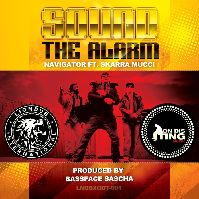 Navigator - Sound The Alarm - Drum and Bass - ODTmuzik