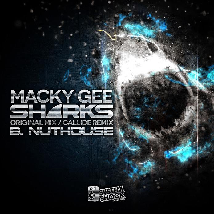 Macky Gee - Sharks - System Shock Recordings - Drum and Bass